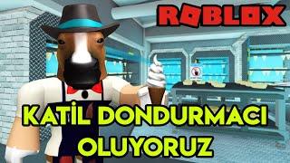 🍦 Katil Dondurmacı Oluyoruz 🍦   Jerry   Roblox Türkçe