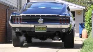 Fastback GT '68 Presidental Blue