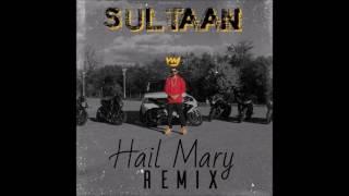 Video Sultaan - Hail Mary Remix ( Vikrant Negi Diss ) download MP3, 3GP, MP4, WEBM, AVI, FLV November 2017