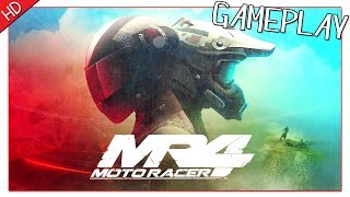 Moto Racer 4 (HD) PC Gameplay