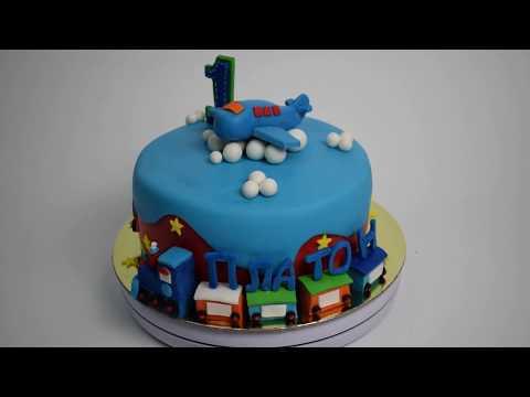 Торт на заказ на 1 год (Tortlend.ru)