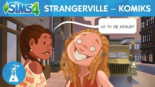 The Sims 4 StrangerVille – wideokomiks
