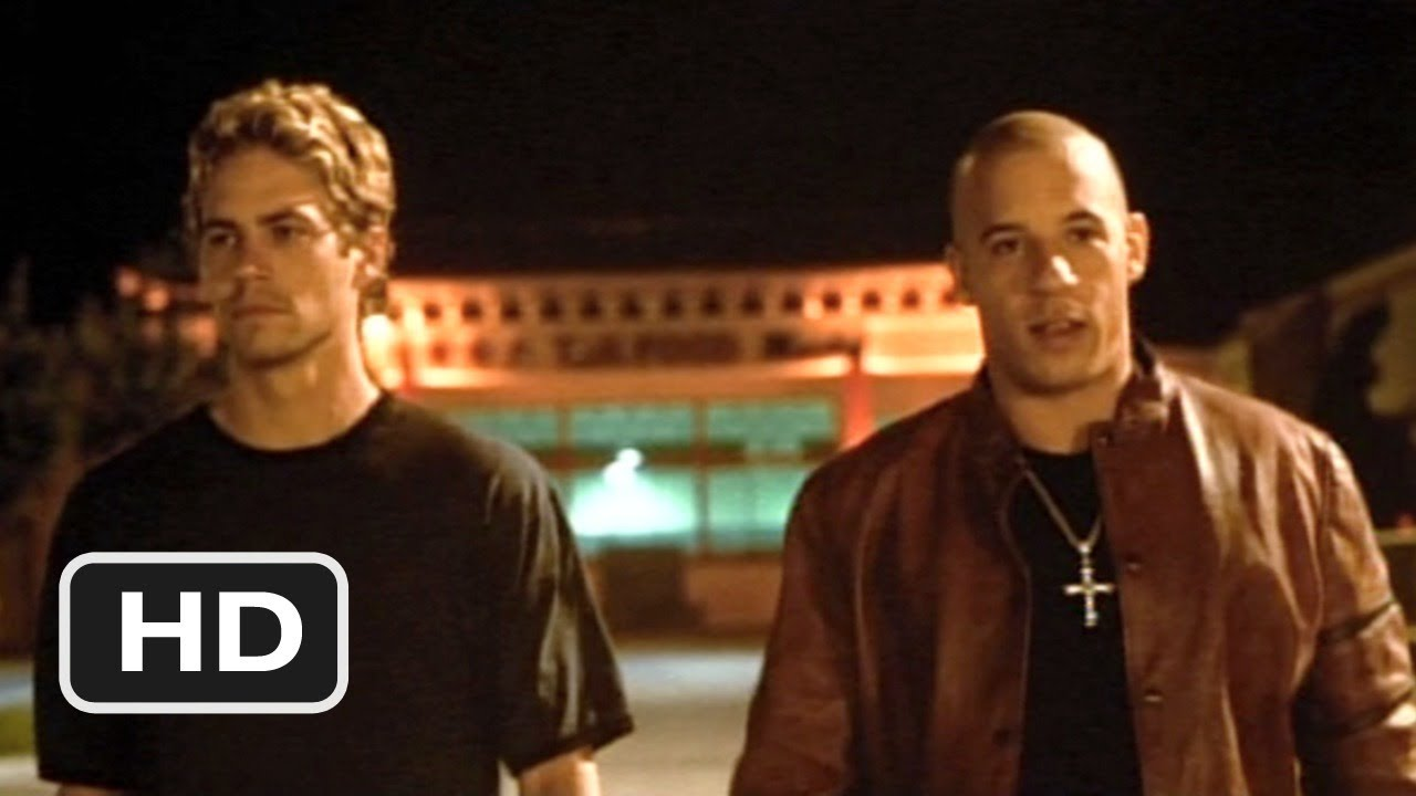 The Fast And The Furious Official Trailer 1 2001 Hd Youtube