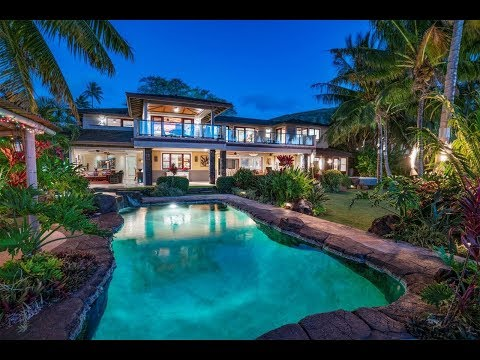 Tropical Island Oasis in Honolulu, Hawaii | Sotheby's Intern