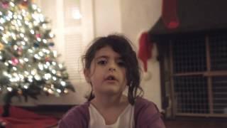 """I Believe in Santa"" Hidden camera catches Santa Claus"