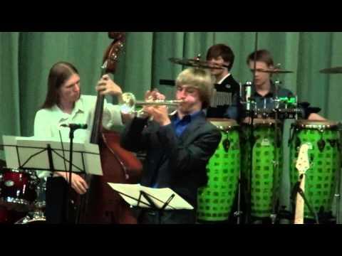 Beethoven's 5th Symphony (jazz arr. Randy Waldman, instr. Kazak Alexei)