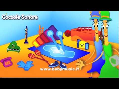Un mondo di suoni per bambini - Imparare con Coccole Sonore