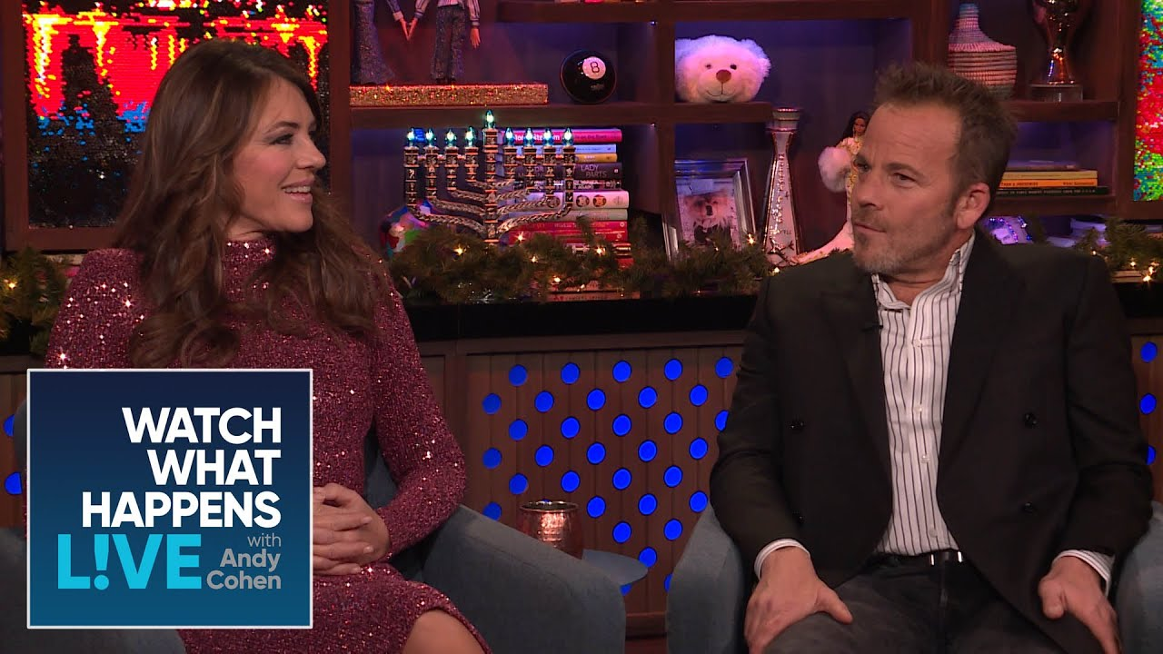 Elizabeth Hurley & Stephen Dorff's Best On-Screen Kisses