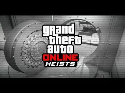 *ROCKSTAR CONFIRMED* GTA V ONLINE HEISTS RELEASE DATE REVEALED