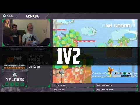 Now, He Will Try - Armada 1v2