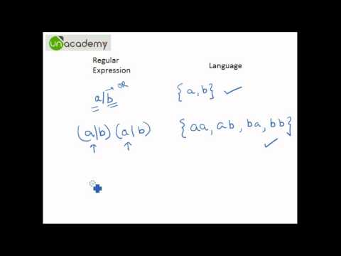What Are Regular Expressions And Languages?