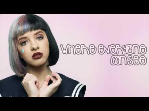 Melanie Martinez- Cry Baby Clean lyrics