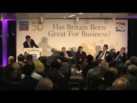 Has Britain been good for business?
