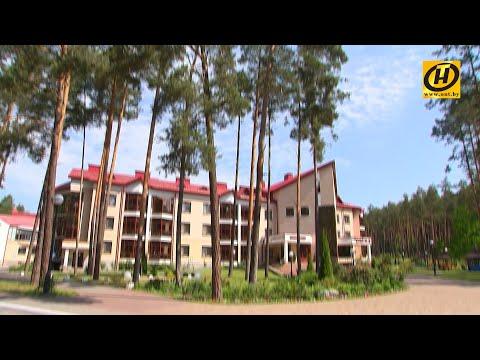 Санаторий «Ружанский»: климатотерапия в сосновом бору, современная диагностика заболеваний