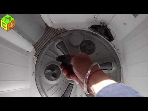 How to clean washing machine,how to clean lg washing machine,open and clean washing machine