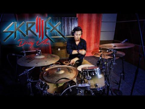Muhammad Iswaldi - Skrillex - Dirty Vibe (Drum Remix)
