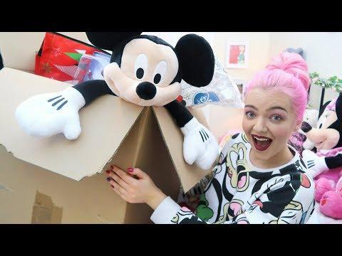 HUGE Disney Store Haul | Gift Magic Christmas Event