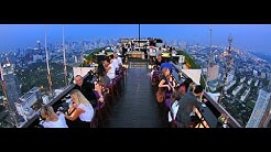 Top 10 Best Rooftop Bars in the World