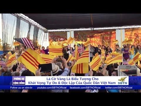 PHÓNG SỰ CỘNG ĐỒNG: Thành công trong việc bảo tồn lá cờ vàng và tinh thần quốc gia VNCH