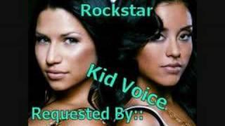 Prima. J. Rockstar Kid Voice