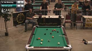 Pool Match Shane Van Boening v Marcus Lynch