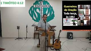 REUNIÃO DE ORAÇÃO E COMUNHÃO   (25/02/2021 )