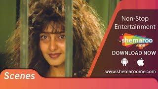 90's Diva REKHA scenes from Blockbuster Action Movie UDAAN | Saif Ali Khan | Madhu