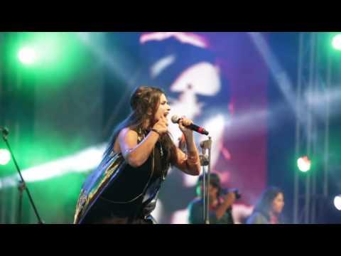 """Sona Mohapatra sings Bedardi Raja @ """"My Jashn"""" 2016 Pune for Capgemini"""