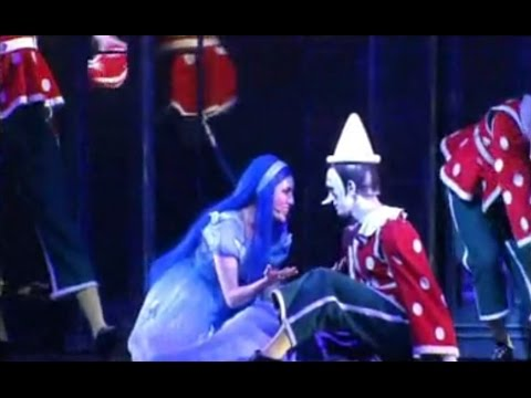 QUASI INTROVABILE! Pinocchio Original cast 2003 Vita e Giuro
