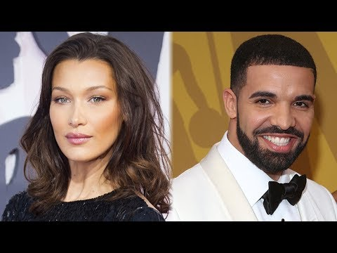 Bella Hadid SHUTS DOWN Drake Dating Rumors After Cryptic Lyrics