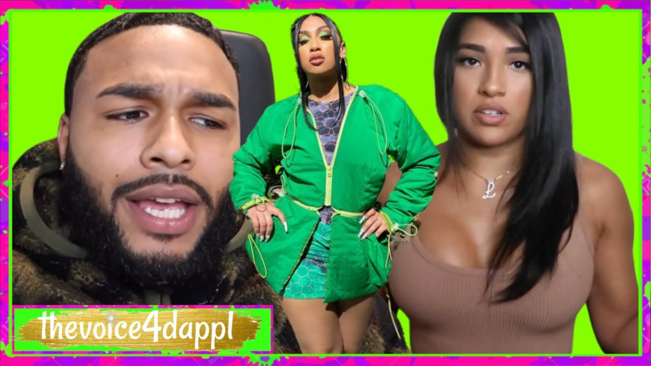 Clarence EX Reveals He Cheated On Her W/ Queen Naija 🤦🏽♀️ we already knew the book wasn't true
