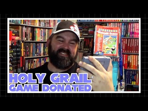 Holy Grail Game Donated