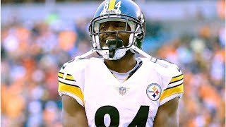 'Not a goodbye, just a thank u' – Antonio Brown sends Instagram message to Steelers fans