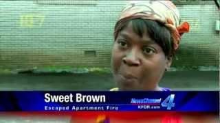 """Sweet Brown (""""Ain"""