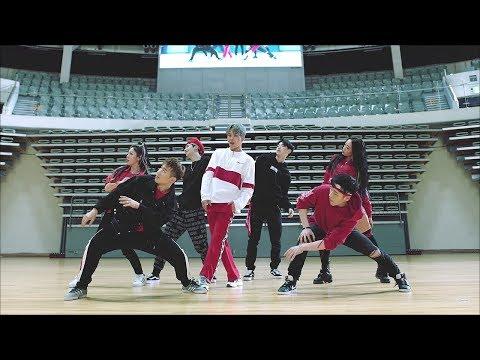 HOYA (호야) - 'All Eyes On Me' Choreography M/V 1