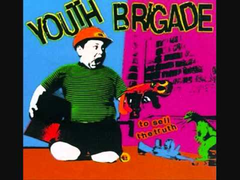 Youth Brigade - untitled track (What She Said - Smiths