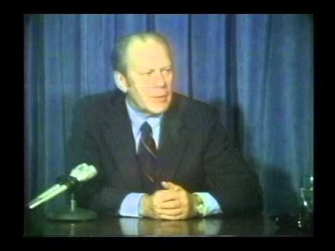 Testimony of Gerald R. Ford for the Case U.S.A. v. Fromme