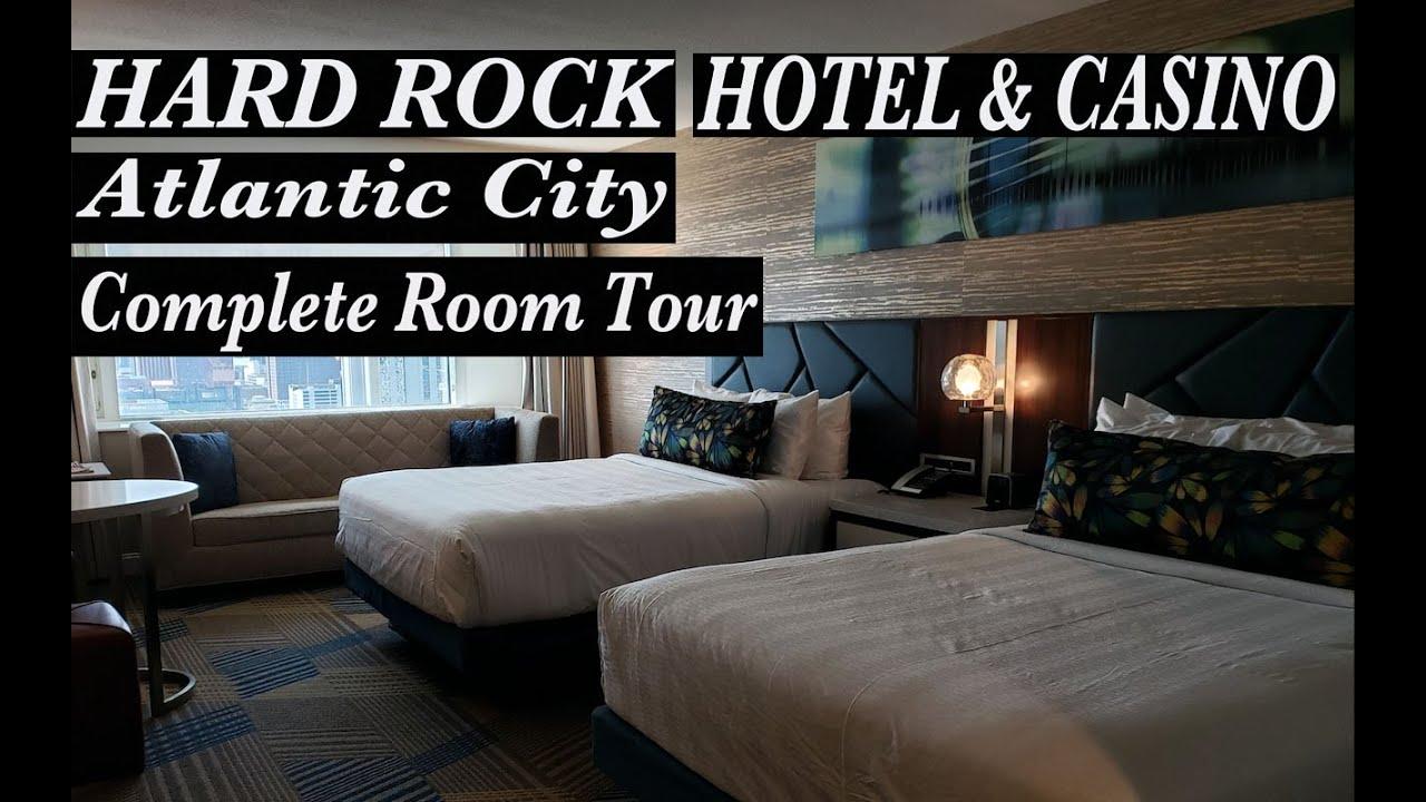 Hard Rock Casino Atlantic City Ocean Deluxe Complete Room Tour Tips To Get Best Room Youtube