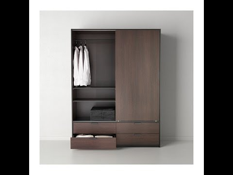 armoire sous pente. Black Bedroom Furniture Sets. Home Design Ideas