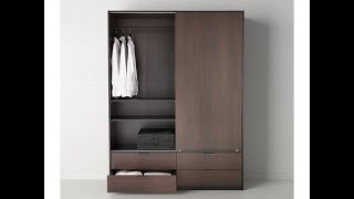 How Hard Is To Assemble Ikea Trysil Wardrobe