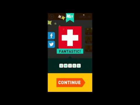 Icon Pop Mania - Level 1-9 All Answers Walkthrough Complete