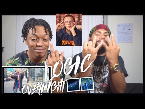 Logic - Overnight (Official Video) | FVO Reaction