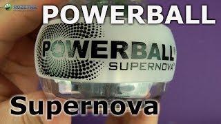 Демонстрація Powerball Supernova