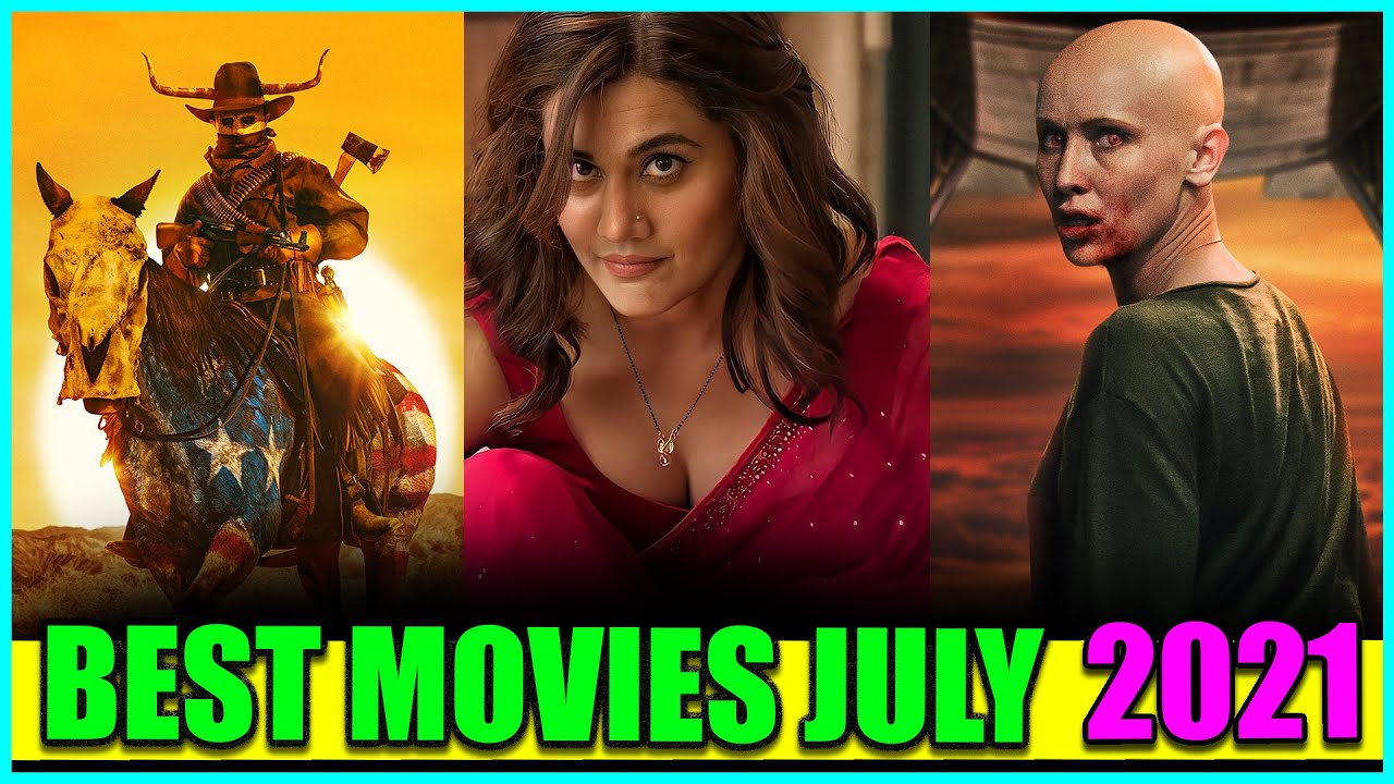 Download Top 10 NEW MOVIES Released In JULY 2021 (Mind Blowing) on Netflix, Amazon Prime, Disney+ Hotstar