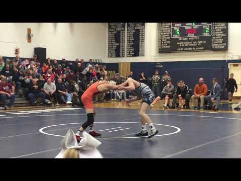 Jacob Blair, Muncy Vs. Gable Strickland, Benton