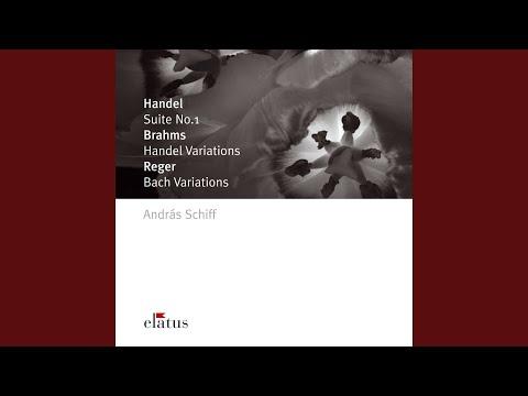 Brahms : Variations & Fugue on a Theme by Handel Op.24