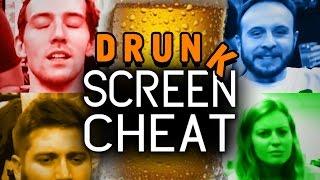 DRUNK CHEATERS - Screencheat Gameplay