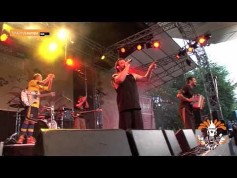 Che Sudaka - La Risa Bonita (Funkhaus Europa Summerstage 2012)