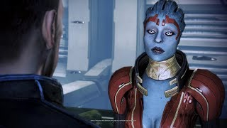 Mass Effect 3 4K Episode 36 - Exploring Planets and Talking to Shipmates