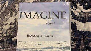 Reading from my novel Imagine